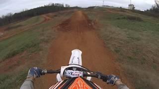 Dirt City 12 21 15 Darrell Warwick