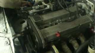 getlinkyoutube.com-Fiat 125p 2,0 16v kompresor, pierwsze rozmowy