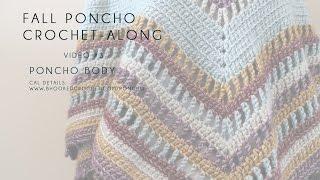 getlinkyoutube.com-Fall Poncho CAL Poncho Body Right Hand Video 3