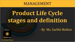 getlinkyoutube.com-Product Life Cycle (BBA, MBA, B.Com., M.Com.) Lecture by Ms. Surbhi Mathur.