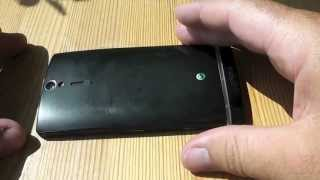 getlinkyoutube.com-replacing battery in xperia S LT26i