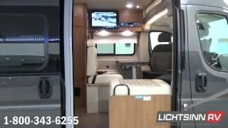 getlinkyoutube.com-Lichtsinn.com - New 2016 Winnebago Travato 59G Motor Home Class B