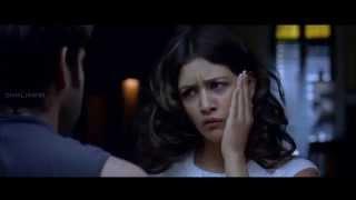 getlinkyoutube.com-Jagadam Movie    Isha Hugs Ram Scene    Ram , Isha Sahani