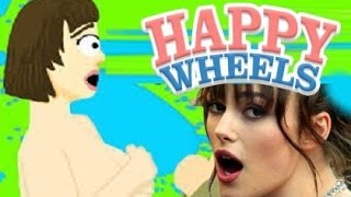 getlinkyoutube.com-CLUB DE DESNUDISTAS!? - Happy Wheels #12