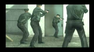 [PS2] Matrix Path of Neo Gameplay 02