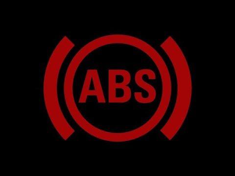 Замена блока АБС и тормозных трубок