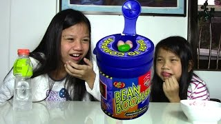 getlinkyoutube.com-Jelly Belly Bean Boozled Challenge - Kids' Toys