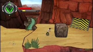 getlinkyoutube.com-Ben 10: Protector of Earth - Gameplay PSP HD 720P (PPSSPP)