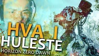 VI SNAKKER MED FJELLET! | Horizon - Zero Dawn #5 | Norsk Gaming