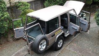 getlinkyoutube.com-トヨタ ランドクルーザー70【オーナーズ◆アイ】詳細検証 Land Cruiser 70