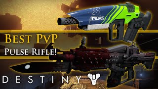 getlinkyoutube.com-Destiny - What is the best PVP Pulse Rifle in Destiny?