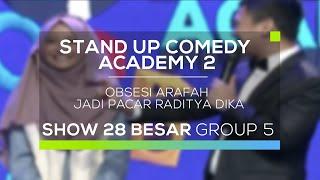 getlinkyoutube.com-Obsesi Arafah Jadi Pacar Raditya Dika (SUCA 2 - 28 Besar Group 5)