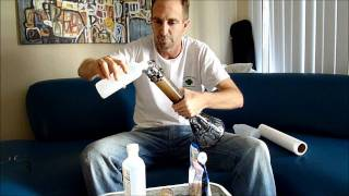 getlinkyoutube.com-How To Clean Your Bong with Craig X