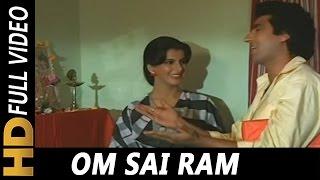 Om Sai Ram   Asha Bhosle, Suresh Wadkar   Insaniyat Ke Dushman 1987 Songs   Anita Raj, Raj Babbar