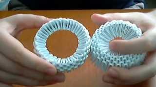 getlinkyoutube.com-3D ORIGAMI BASE TUTORIAL