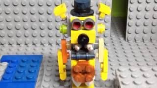 getlinkyoutube.com-Lego Open the chest
