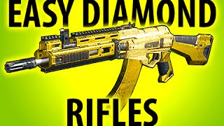 getlinkyoutube.com-HOW TO GET EASY DIAMOND CAMO BLACK OPS 3 ASSAULT RIFLES @ItsMikeyGaming