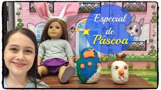 getlinkyoutube.com-Abrindo Ovinhos de Páscoa Surpresa (Play-Doh Egg) Julia Silva