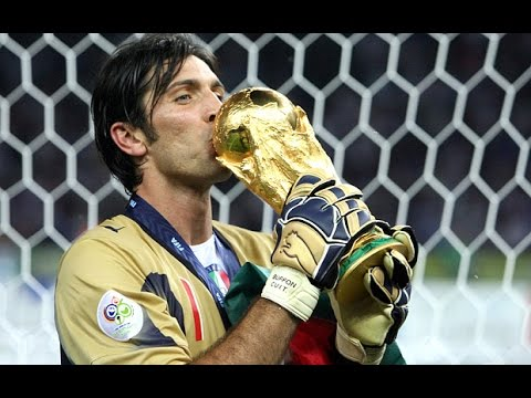 Gianluigi Buffon - Official Top 10 Saves ***FSN13