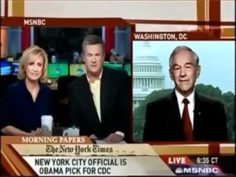 Ron Paul Calls the Housing Collapse in 2003