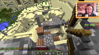 getlinkyoutube.com-Minecraft: LIVE Z WIDZAMI | Część 2