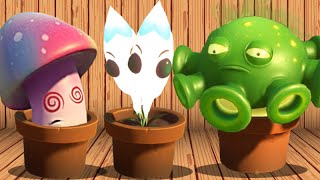 Plants vs. Zombies: Garden Warfare 2 - Every Spawnable Plant!