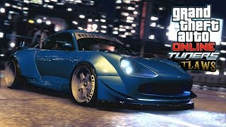 getlinkyoutube.com-GTA 5 Tuners and Outlaws Widebody Comet