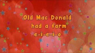 getlinkyoutube.com-Karaoke - Karaoke - Old Mac Donald