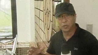 getlinkyoutube.com-WATCH  Storm surge destroys Tacloban City vice mayor's house