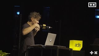 Full Martin Garrix makes a new Track! | ADE Masterclass 2017