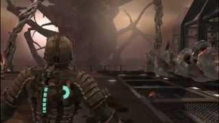 getlinkyoutube.com-Dead Space Last Boss Battle + Ending - Medium - PC - HD