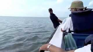 getlinkyoutube.com-Ram Sethu Travel By Boat