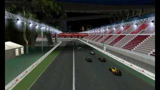 F1 Singapur 2010