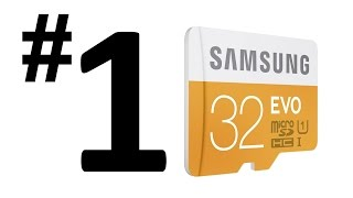 getlinkyoutube.com-#1 Rated, Best Selling Micro SD Card (ONLY $9.84) Samsung 32GB EVO Class 10 Micro SDHC w Adapter