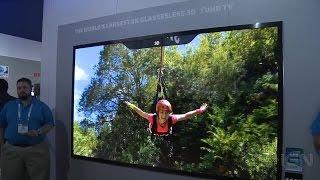 getlinkyoutube.com-Samsung's 8K Glasses-Free 3D TV Blew Our Minds - CES 2015