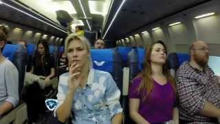 getlinkyoutube.com-Showmatch 2014 - El mal momento de Pía Slapka en #ElPeorvuelodeTuvida