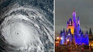 Walt Disney World in Hurricane Irma - The Experience width=
