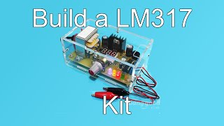 getlinkyoutube.com-How to Build a LM317 Adjustable Voltage Power Supply