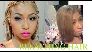 getlinkyoutube.com-HOW TO: ASH BLONDE ON DARK HAIR
