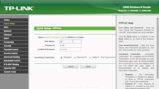 getlinkyoutube.com-طريقة تنصيب و ضبط اعدادات راوتر TP-LINK