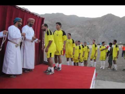 مونتاج | إنجازات فريق النجوم الرياضي بنزوى في عام 2011