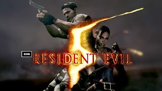 Resident Evil 5 PS4 1080p/60fps Walkthrough Longplay No Commentary Gameplay