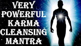 getlinkyoutube.com-BEST KARMA CLEANSING FOR BAD KARMA EFFECTS : KARMA SHANTI MANTRA : VERY VERY POWERFUL !