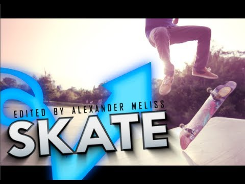 Amazing SKATE.edit!