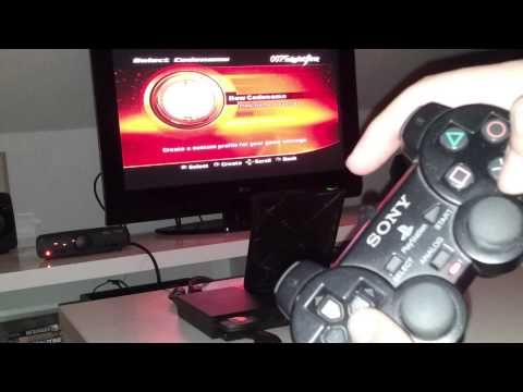 How to install Free McBoot on a PS2 Slim with the game: 007 Nightfire. DANISH AND ENGLISH SUBTITLES.