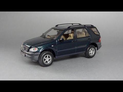Mercedes-Benz ML320 (W163) SUV | Vitesse | Масштабная модель автомобиля 1:43