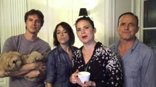 getlinkyoutube.com-Agents of SHIELD/Agent Carter Dubsmash COMPLETE COMPILATION