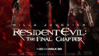 getlinkyoutube.com-Resident Evil 6: The Final Chapter / Movie trailer (2016) / *Milla Jovovich