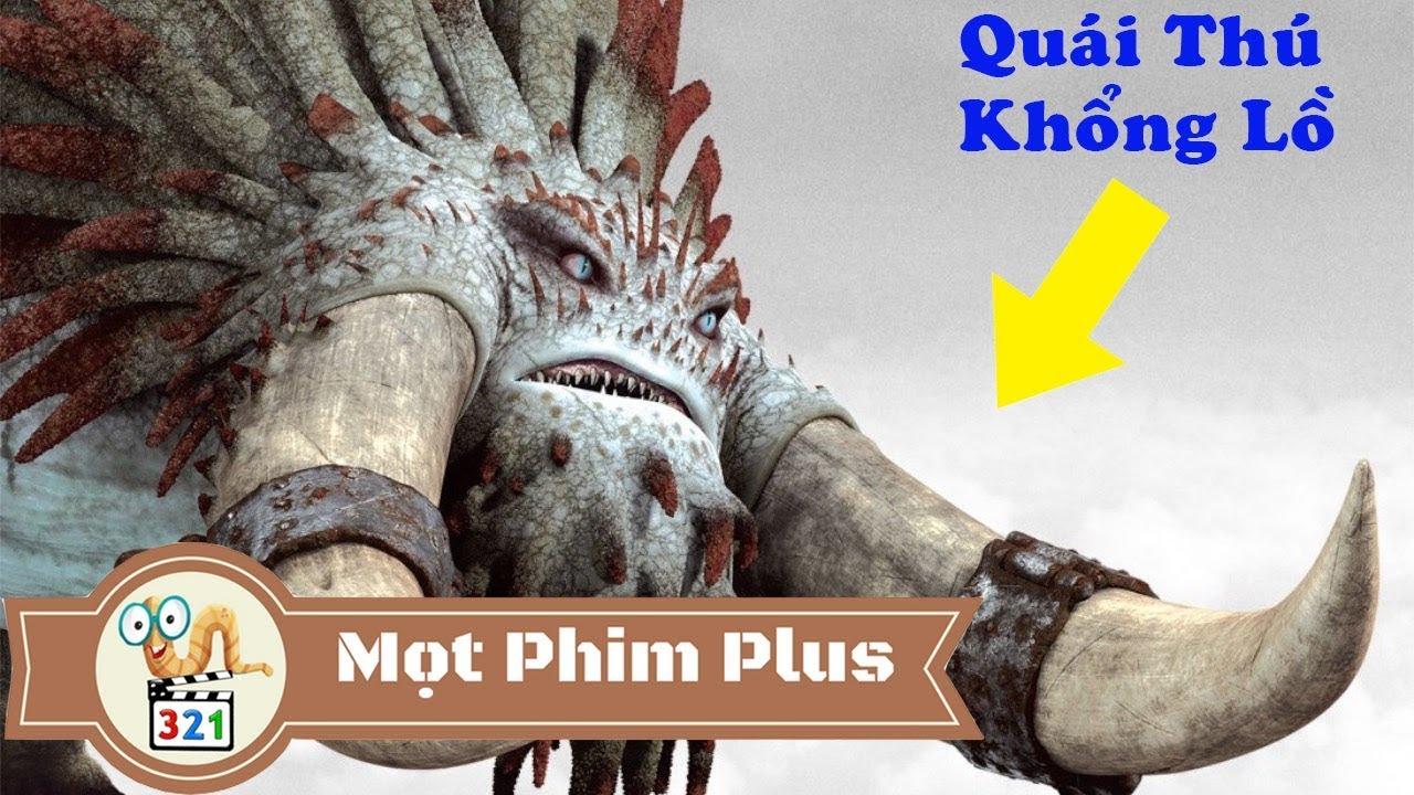 10 Quái Thú Khổng Lồ Tàn Bạo Nhất Trên Màn Ảnh Phim Kinh Dị | Giant Monster In Movies