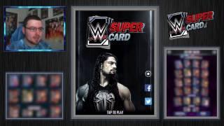 getlinkyoutube.com-WWE SuperCard #70 | Season 3 is Here........ IM BACK !!!